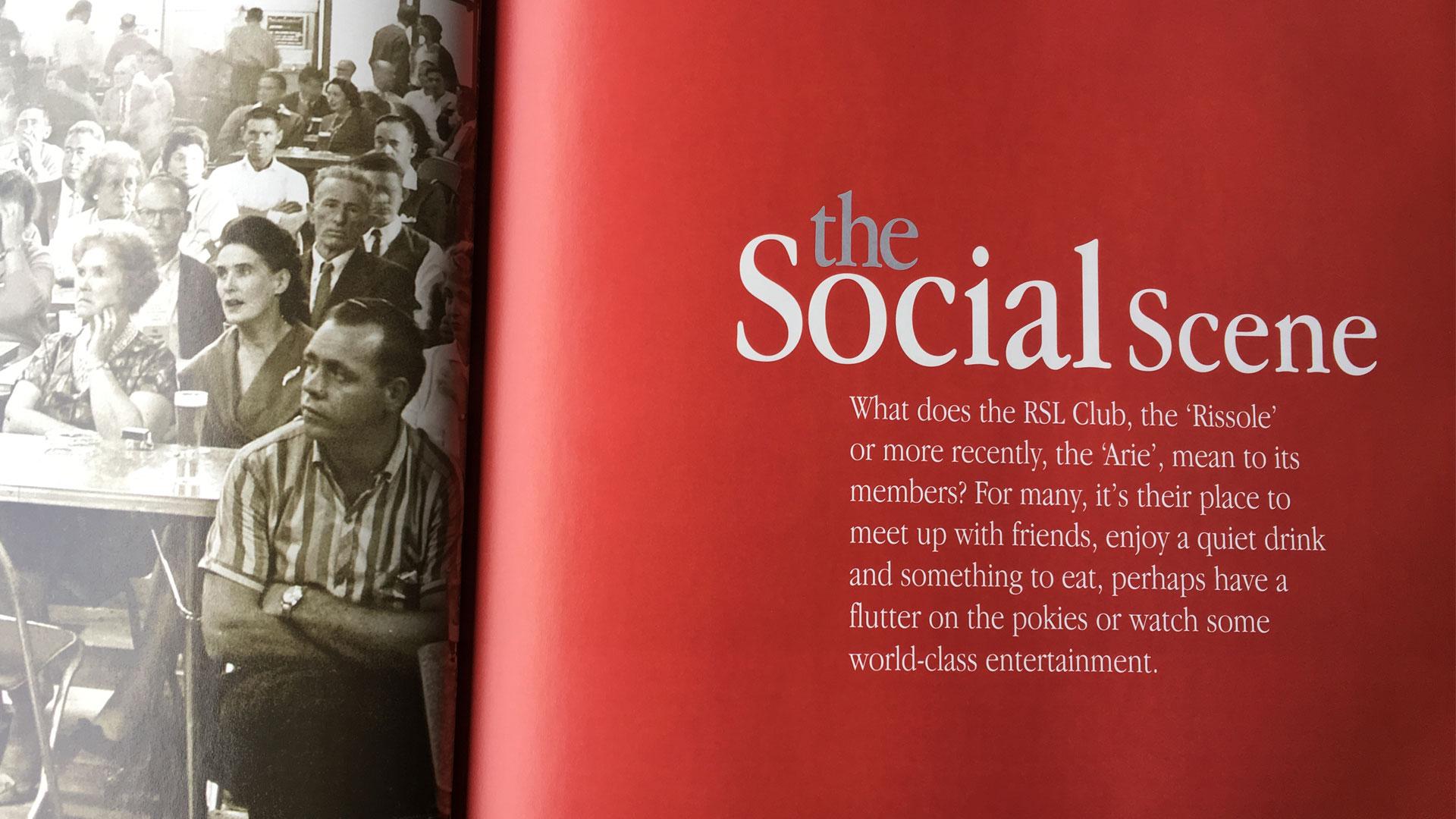 Our club and its community – Koru communication
